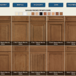 Door Styles & Finishes at Arkansas Kitchen and Bath