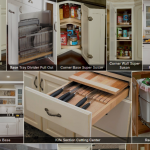 Speciality Cabinets at Arkansas Kitchen and Bath